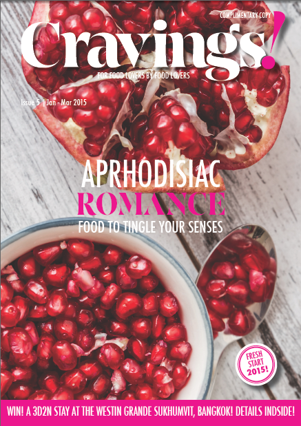 Cravings! issue 5!