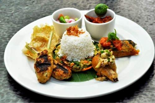 Nasi Campur Bali by Alila Jakarta