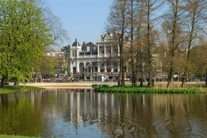 Vondelpark. Image by Martin Vmorris via Creative Commons.