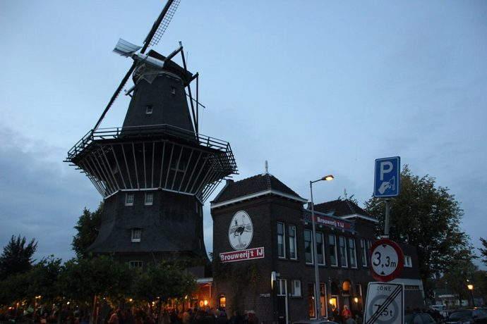 Brouwerij 't IJ. Image by Matthew Black via Creative Commons.