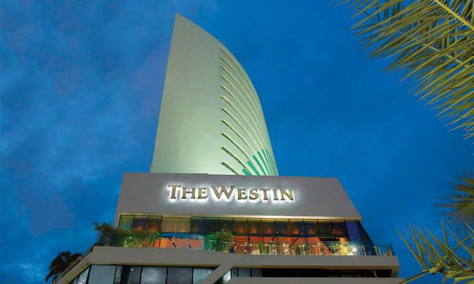 Bangkok: The Westin Grande Sukhumvit