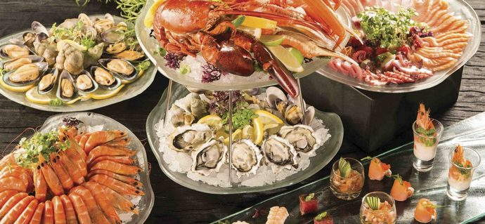 National Day Feasting at MBS