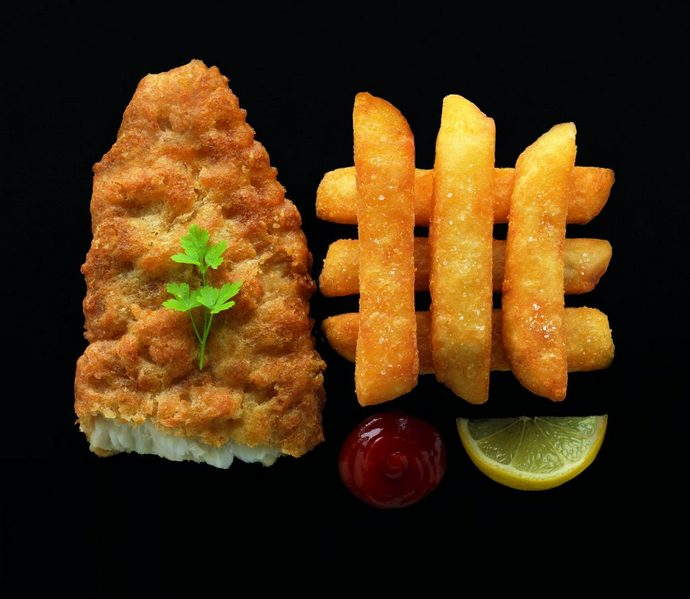 Classic British Fish & Chips