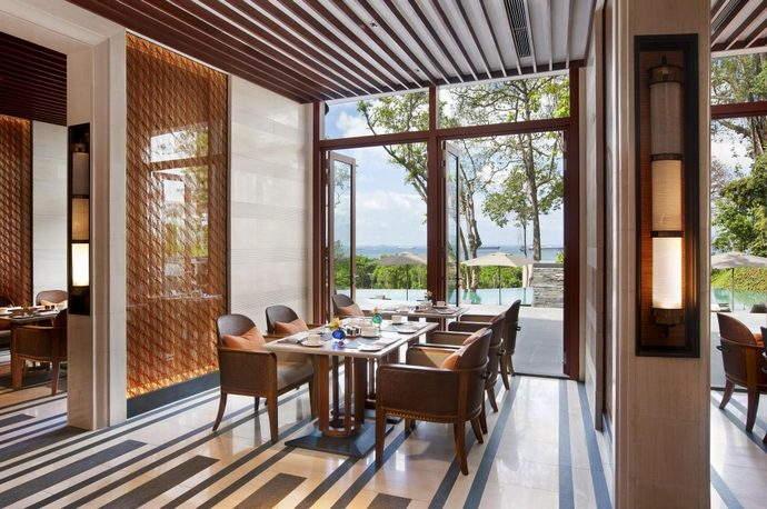 Capella Singapore_The Knolls restaurant
