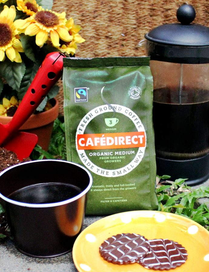 Coffee Cravings with CAFEDIRECT