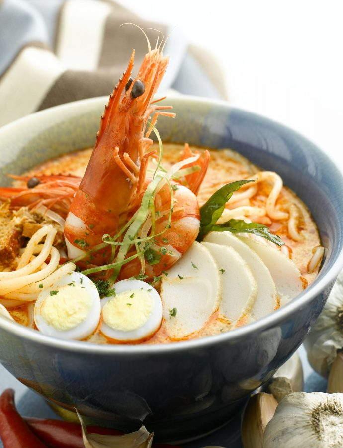 Asian Cravings: Laksa Across the Region