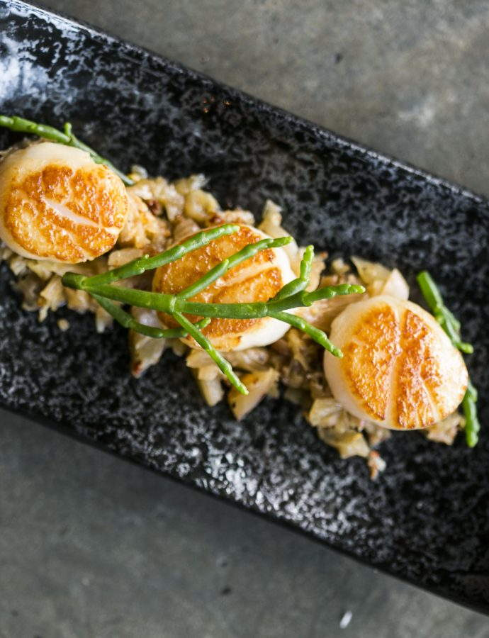 A Lunch to Remember: Club Street Social
