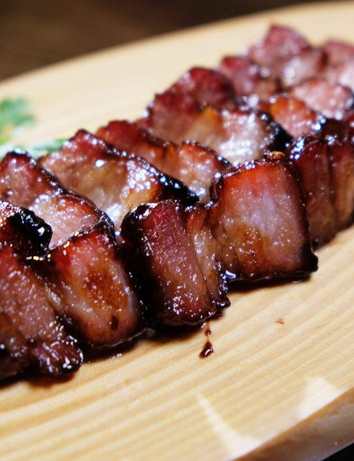 CHAR Restaurant's Lychee Wood Charsiew – and other such drool-worthy foods