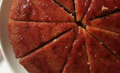 vanilla-cake-with-almond-flour