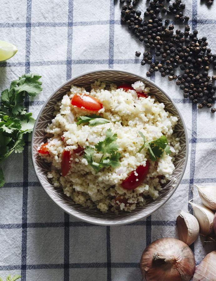Basic Couscous Recipe