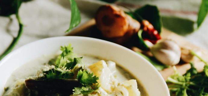 Thai Vegan Green Curry