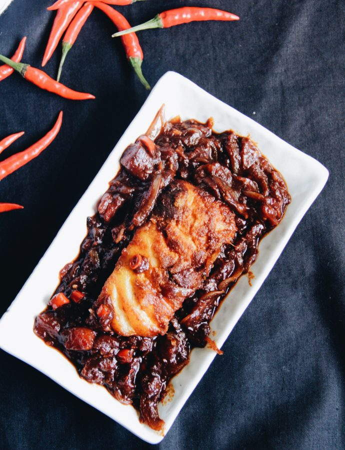 Ikan Kichap (Soy Sauce Fish)