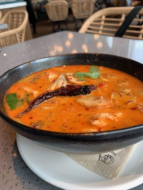 tom yum koong bangkok