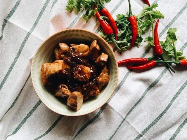 Black Sauce Chicken Recipe