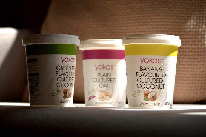 vegan yoghurt