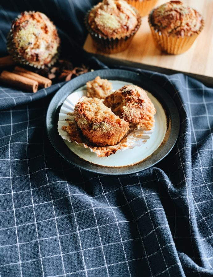 Easy Chai Muffins for Breakfast