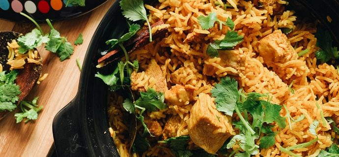 Chicken Pulao Recipe with Video!