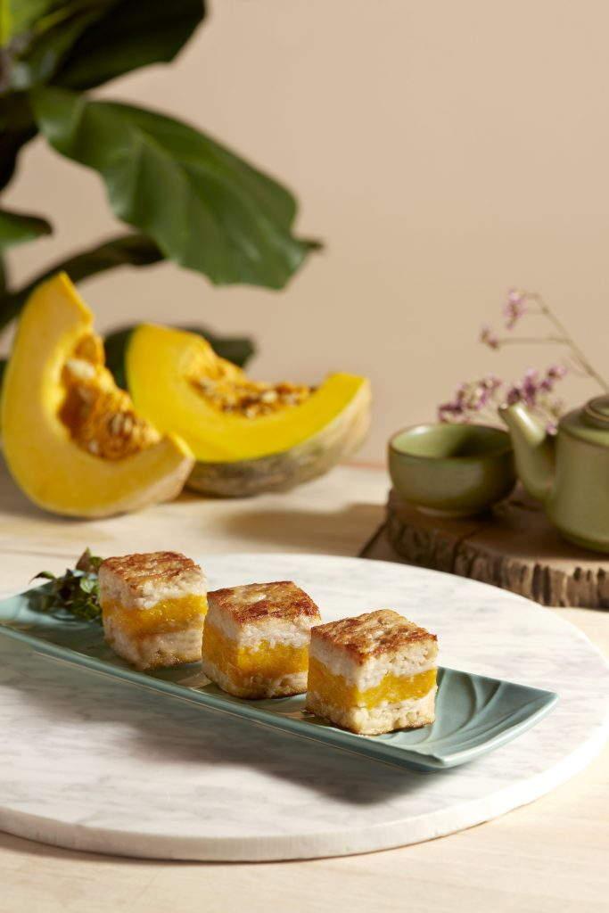 Crystal Jade Hong Kong Kitchen (GW) - Pan Fried Shredded Yam and Pumpkin