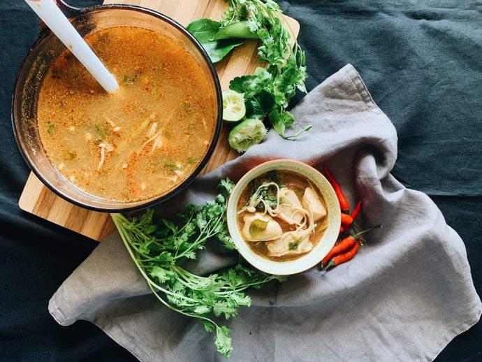 Thai Tom Yum Recipe