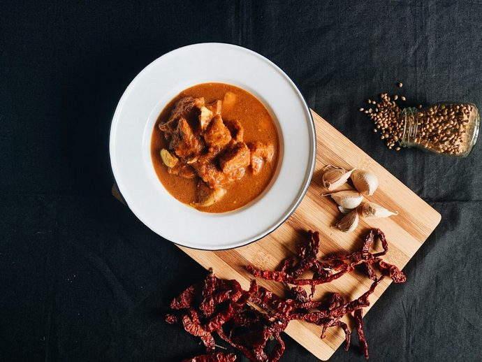 Chiang Mai Chicken Curry Recipe