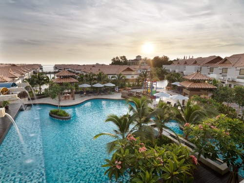 Hotel: Grand Lexis, Port Dickson