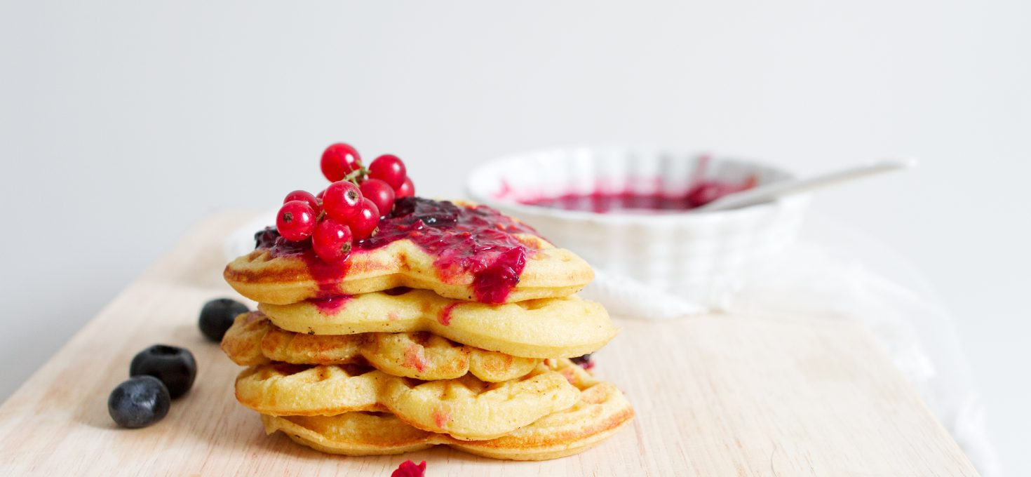Pancakes: everyone's favourite comfort food!