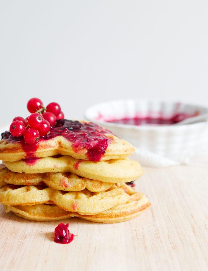Pancakes: everyone's favourite comfort food!