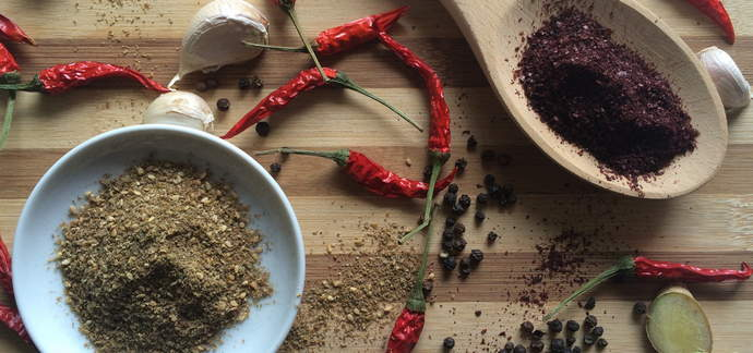 Exotic Spices to use with Singaporean Dishes