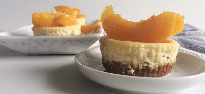 Mini-Cheesecakes with Speckuloos Base