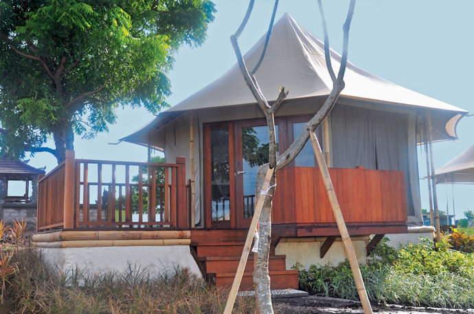 The Beach Camp Tent