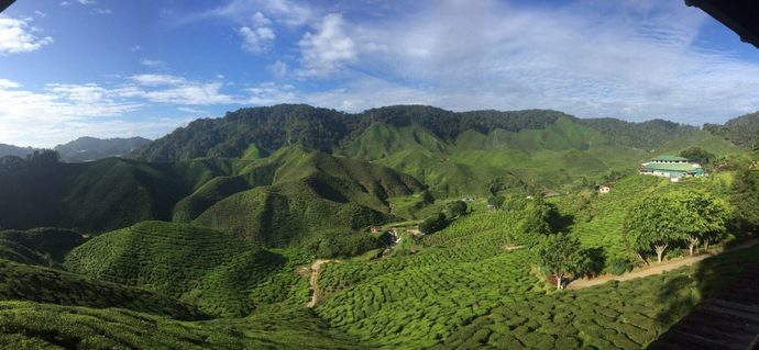 6 Places in Malaysia for your short trip
