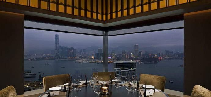 New Menu at Cafe Gray Deluxe, Hong Kong