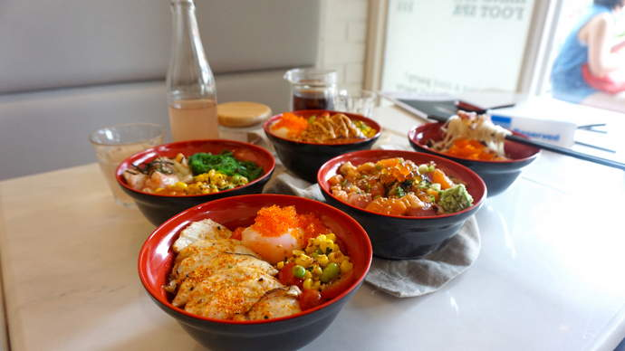 Quality Chirashi Don at Budget-Friendly Prices – Boru Boru