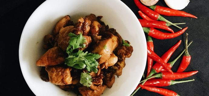 Chicken Kicap Recipe