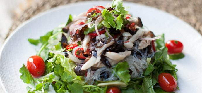 A Mother's Day Special: Thai Vermicelli Salad