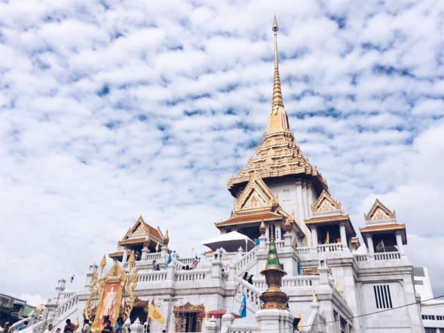 Bangkok Yaowarat Temple
