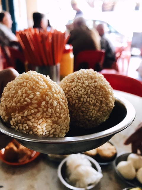 Things to eat in Malacca