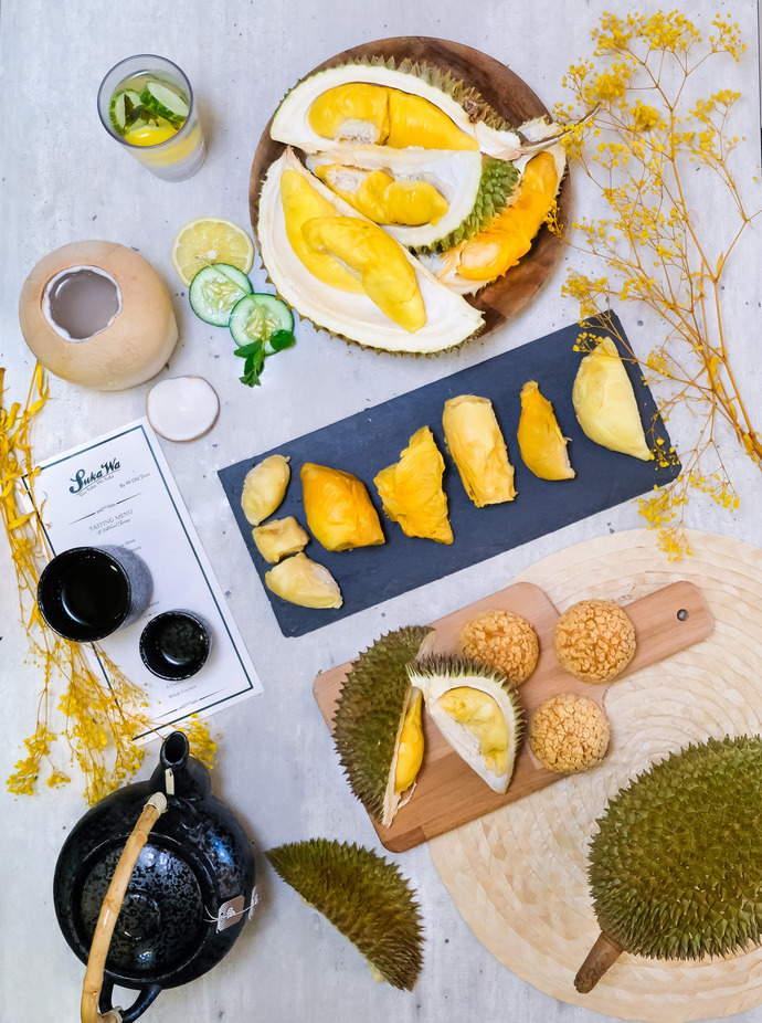 sukawa - the unique durian omakase