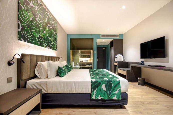 Trove Hotel Garden Room