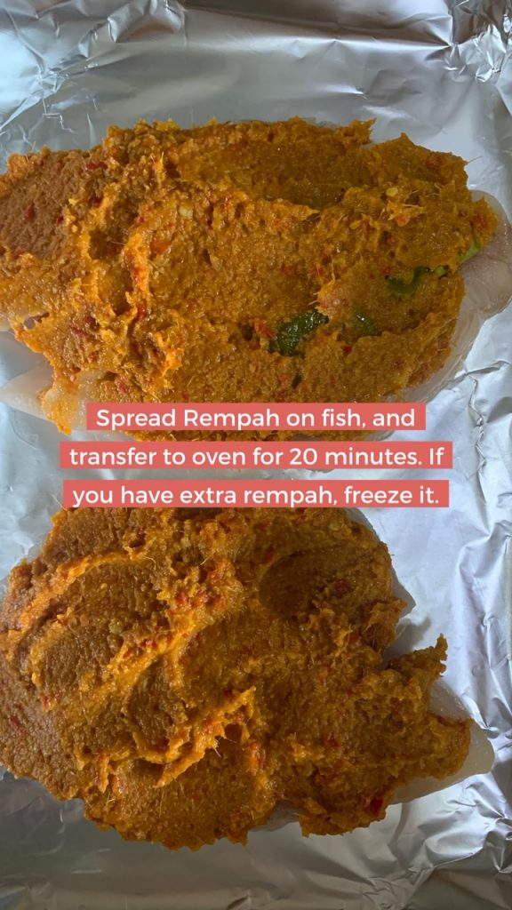 baked nyonya fish recipe
