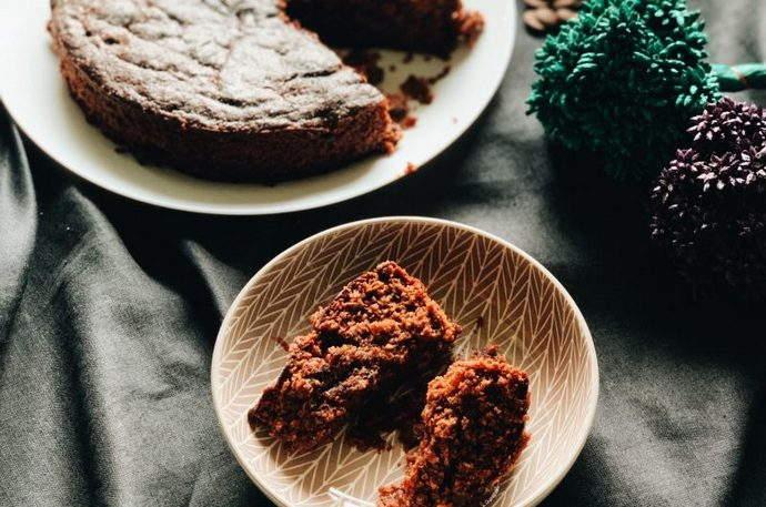Chocolate Jam Cake