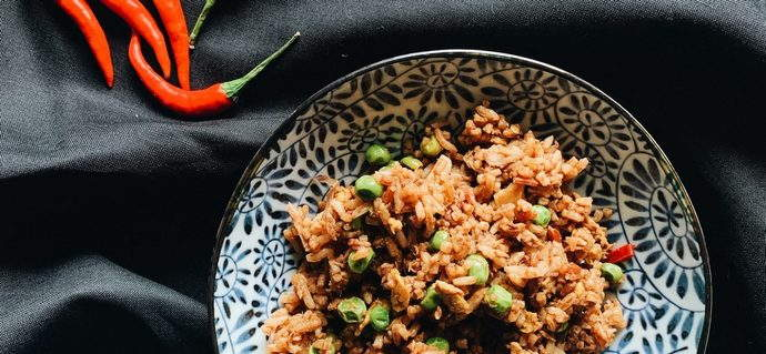 Easy Fried Rice for Weeknights