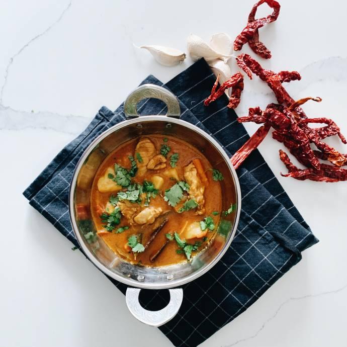 Deepavali Chicken Curry