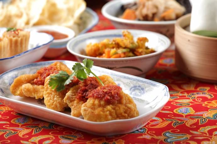 Chilli Padi Nonya Cafe - Ikan Goreng Chilli Garam