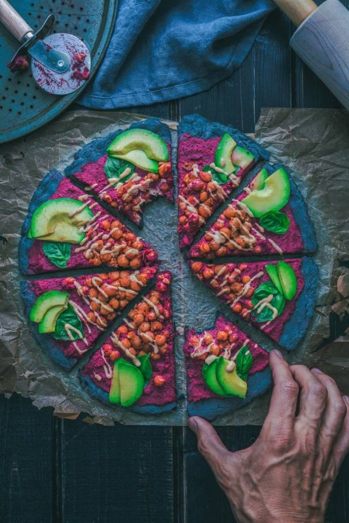 Veganuary Pizza