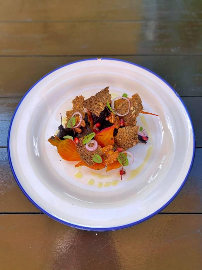 Baker & Cook - Baked Heirloom Baby Beetroot
