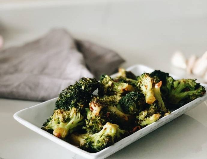 Thai Shrimp and Broccoli