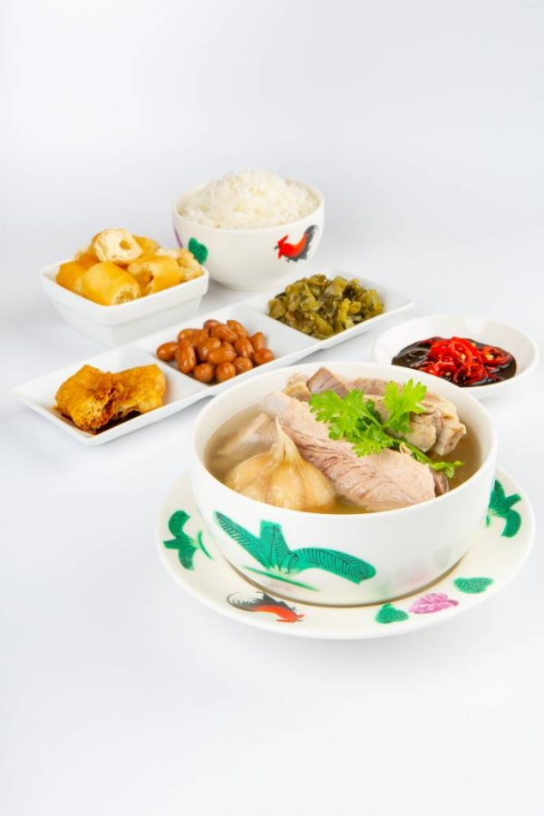 Friends Bak Kut Teh