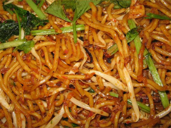 MeeGoreng noodles