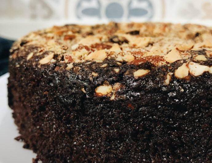 Chocolate Cake, one bowl